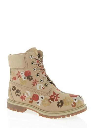 Timberland 6İn Premium Boot | Su Geçirmez Kırmızı